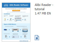 Alibi Reader Tutorial